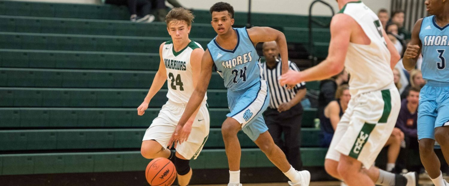 Jarvis Walker scores game-high 27 points to lead Mona Shores past WMC