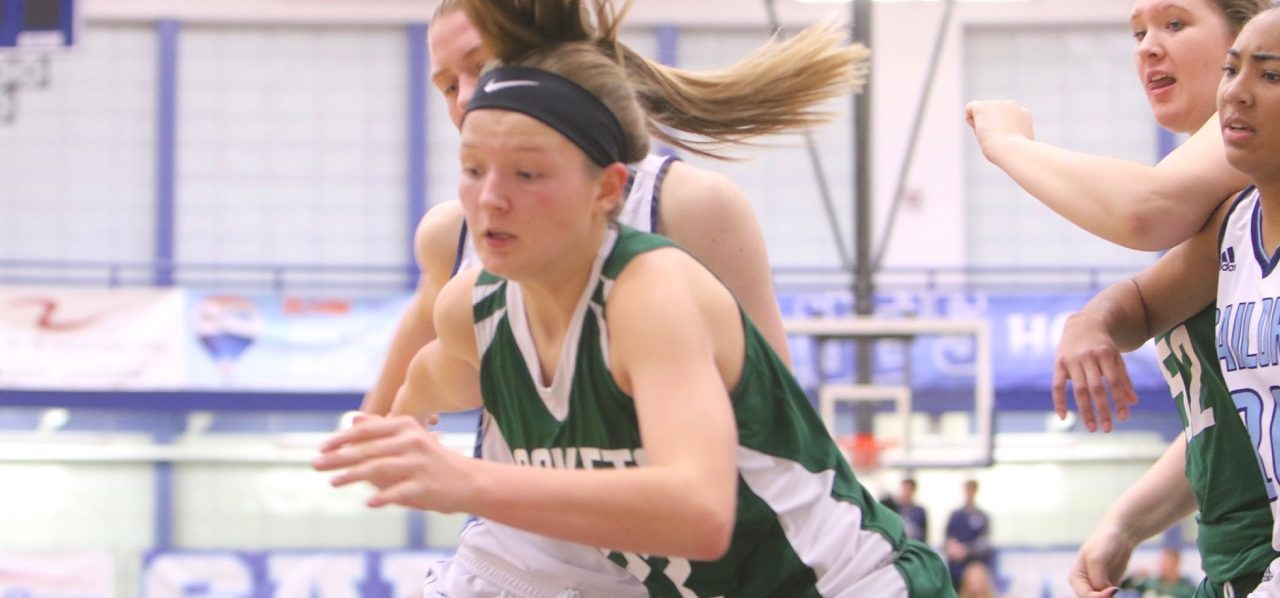 Lauren Ross' clutch free throws give Reeths-Puffer girls a 35-33 win over archrival Mona Shores