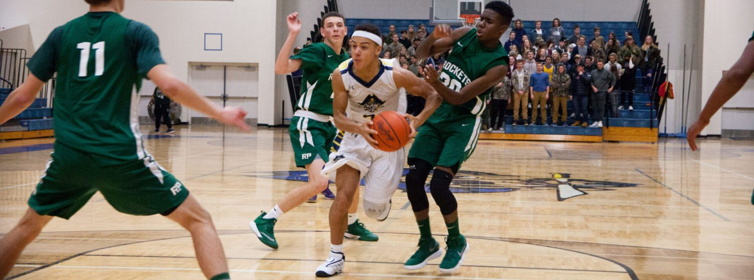 Grand Haven boys put on a 3-point show, roll past Reeths-Puffer 69-43 on home court