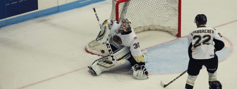 After a rough start in USHL, goalie Keegan Karki hitting his stride with Lumberjacks