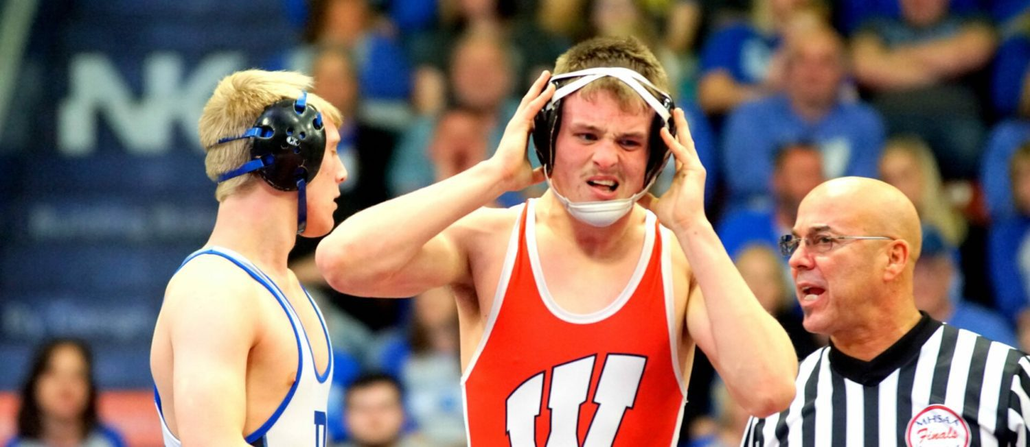 Whitehall wrestling team ends great season with a loss to Dundee in state semis