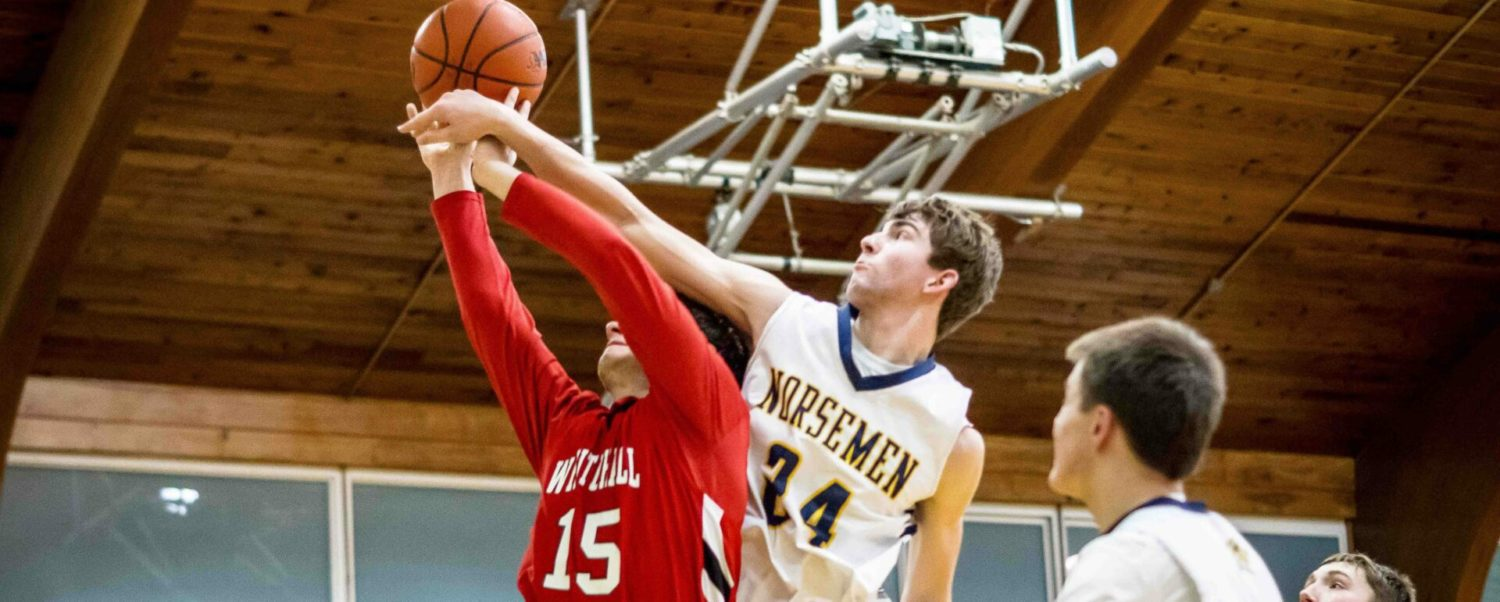 North Muskegon rallies past Whitehall, captures at least a share of conference title
