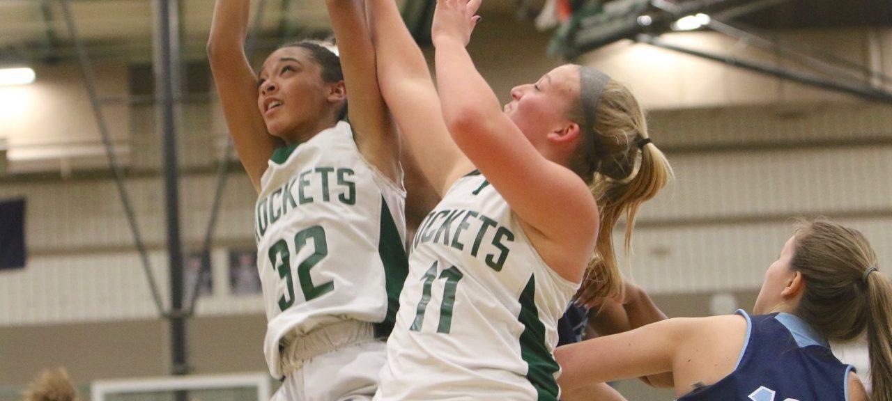 Lauren Ross scores 21 points as Reeths-Puffer girls sneak past Mona Shores 51-45