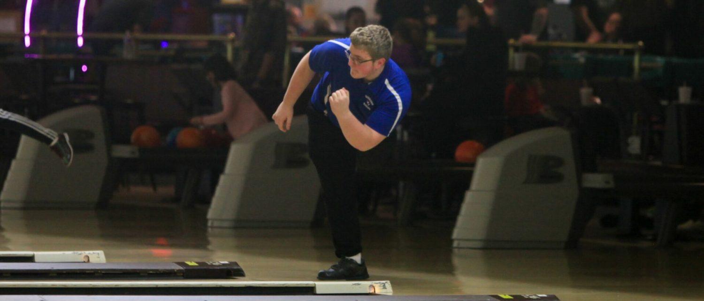 Oakridge sophomore Josh Felcoski has been bowling like an upperclassman