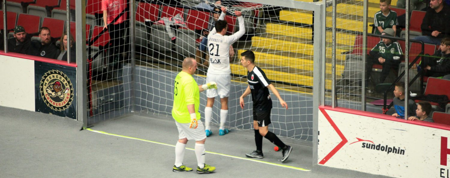 Muskegon Risers close out indoor season with tough loss to Chicago