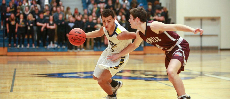 Grand Haven boys play great defense again, gain revenge against Grandville 51-36