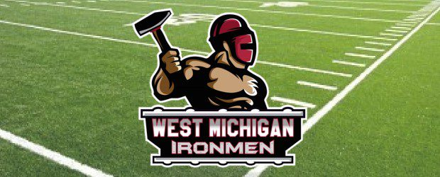 West Michigan Ironmen fall in league semifinals to West Virginia Roughriders, 45-6