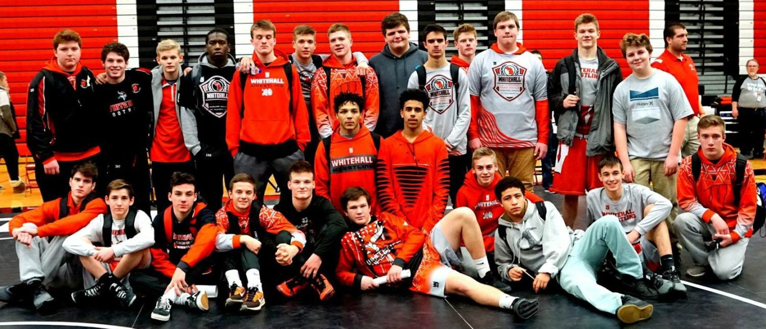 Powerful Whitehall wrestling team ready for another shot at state supremacy
