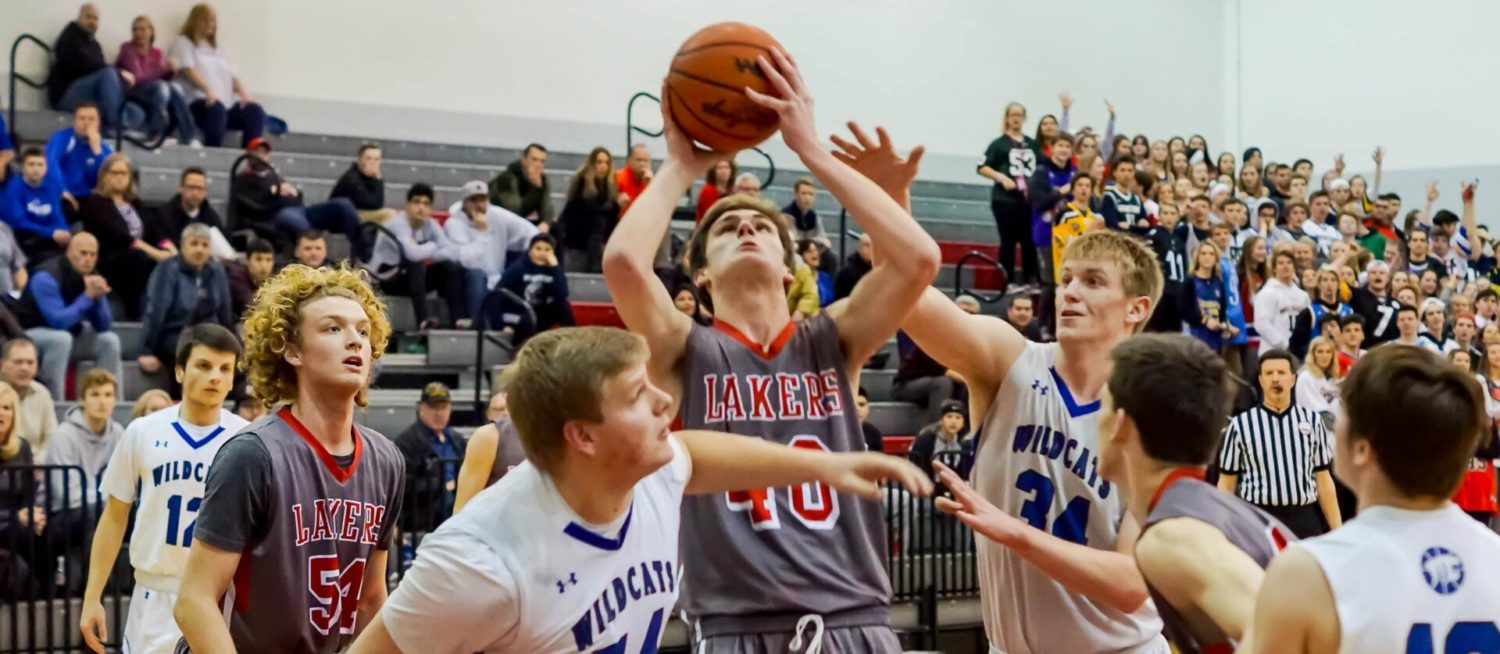 Spring Lake boys wake up in second half, down Montague to advance to Class B finals