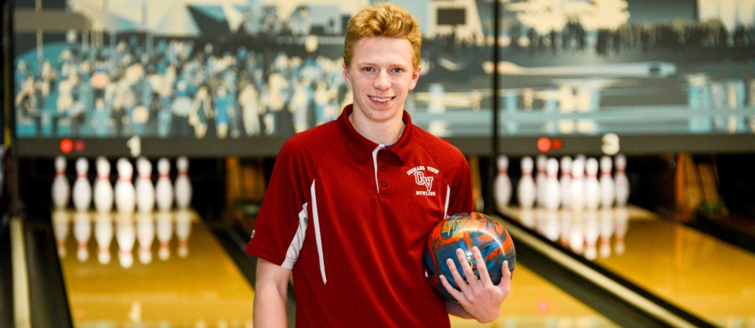 After missing 2017 state finals with a health scare, OV's Justin Wolffis is ready to roll