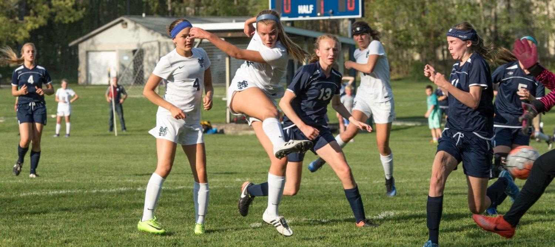 Talented Mona Shores girls soccer team has lofty goals as season resumes