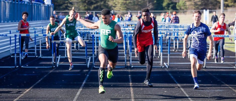 R-P track star Parker Aerts finally secures city medals, eager for shot at state title