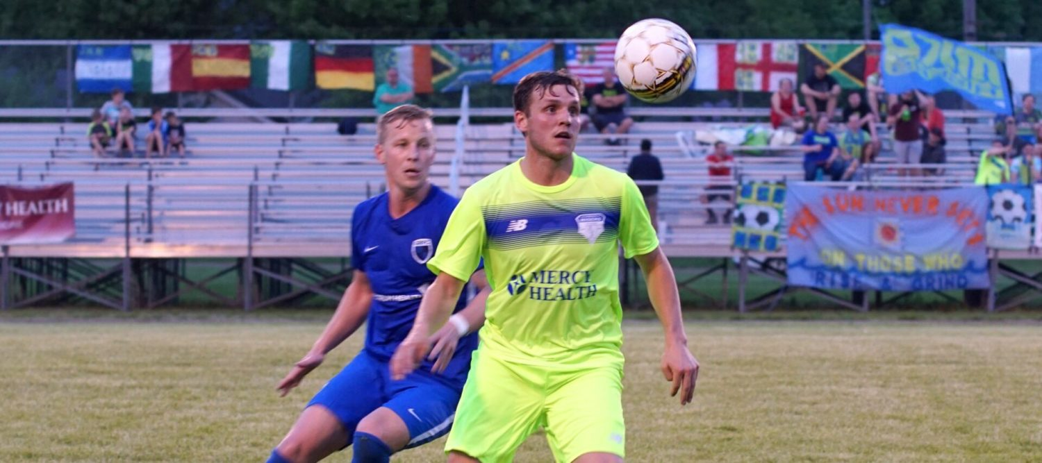 Muskegon Risers lose halftime lead, fall to Grand Rapids FC 4-3 in their home opener