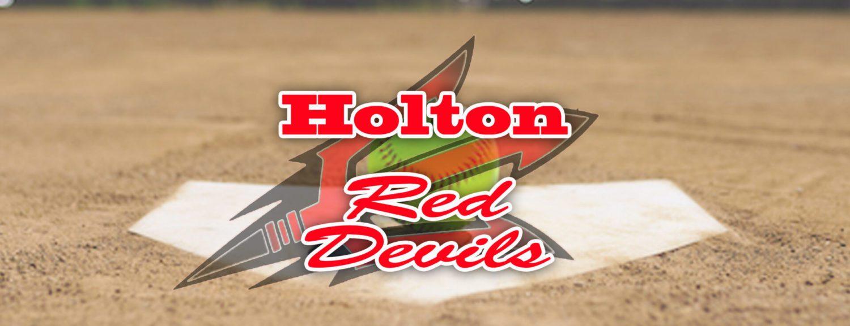 Holton wins a Division 4 softball regional championship, defeats Onekama 10-2