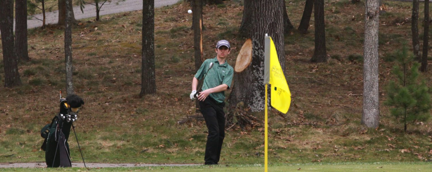 Reeths-Puffer boys, powered by a freshman, win another city golf title