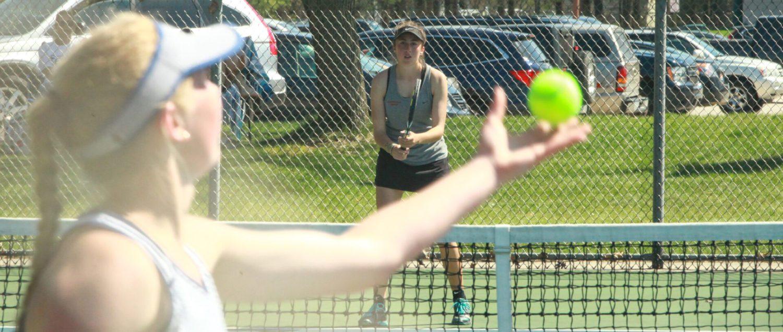 Whitehall snaps NM streak at GMAA tennis tournament; Heylmun wins No. 1 singles