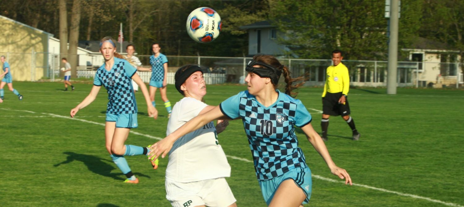 Reeths-Puffer girls soccer team storms back late to salvage a 3-3 with Mona Shores