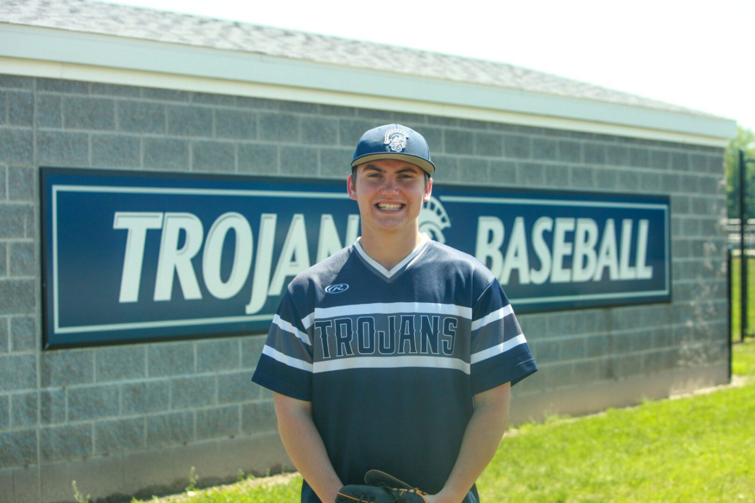 Fruitport iron man Parker Tawney trying to extend his great career by a few more games