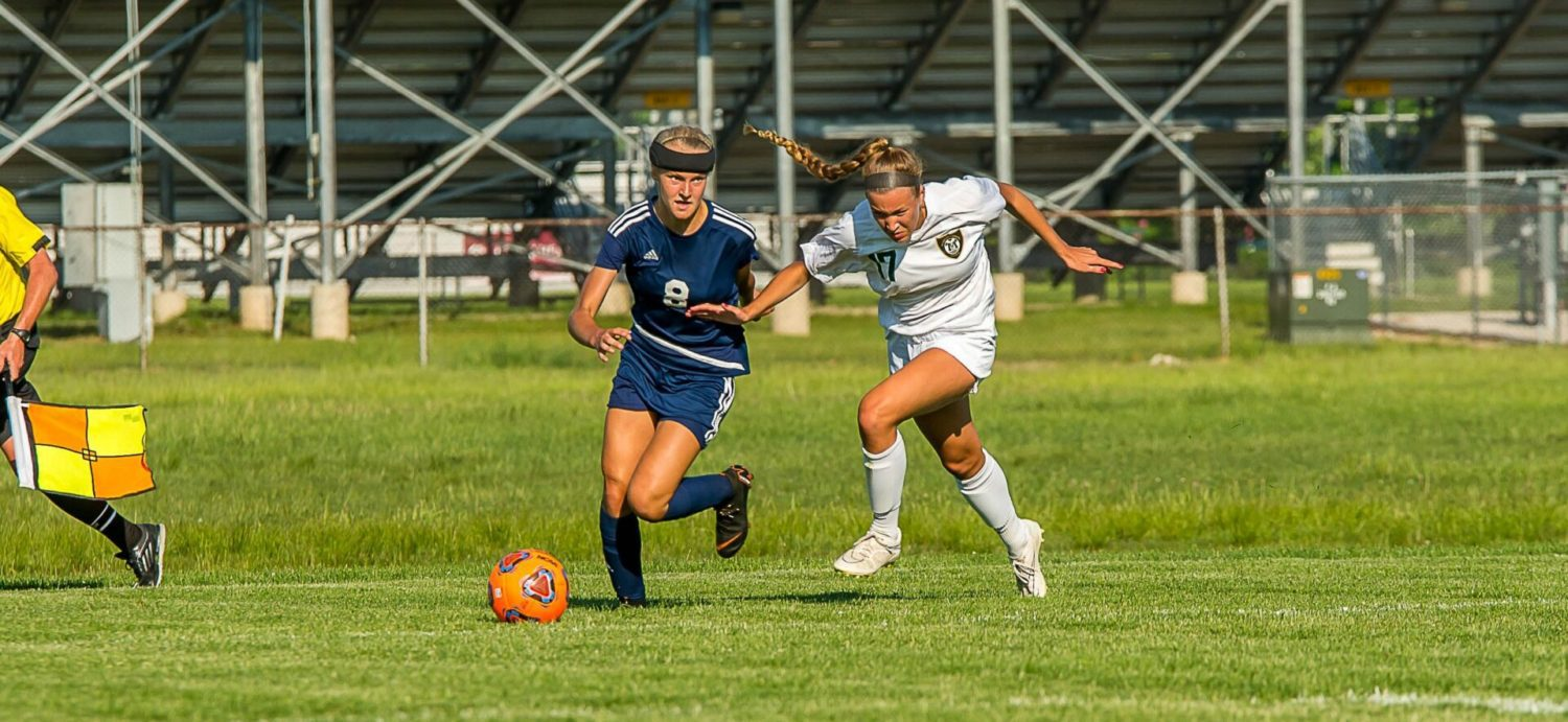 Photo gallery from North Muskegon's girls soccer district semifinal win over Muskegon Catholic