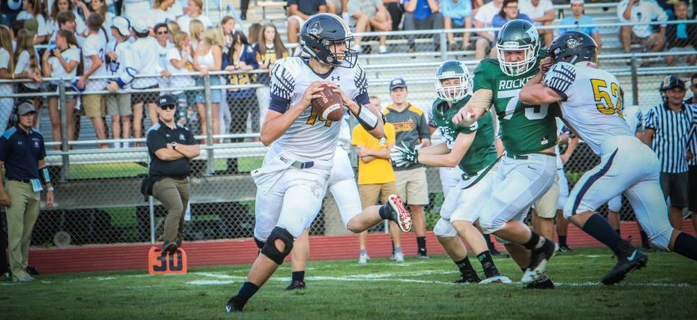 Grand Haven opens football season with impressive 27-0 win over Reeths-Puffer