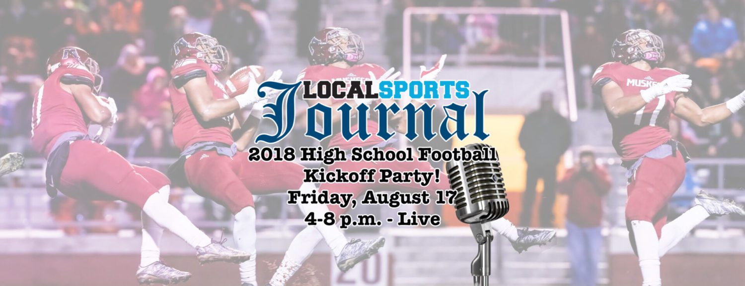 Get two University of Michigan tickets for $1 tonight at the LSJ's 2018 Sport Clips High School Football Kickoff Party