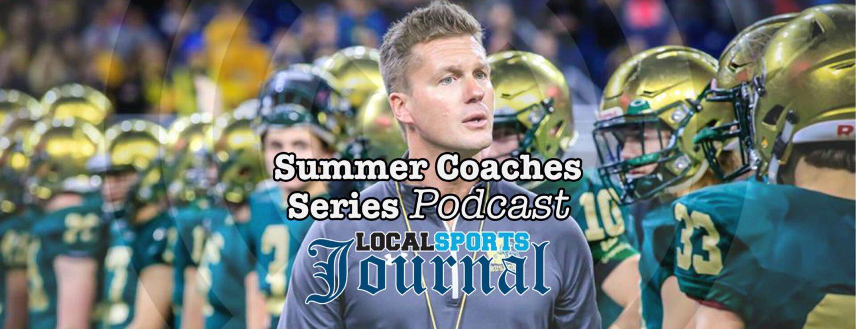 LSJ Summer Coaches Series Podcast: Muskegon Catholic Coach Steve Czerwon