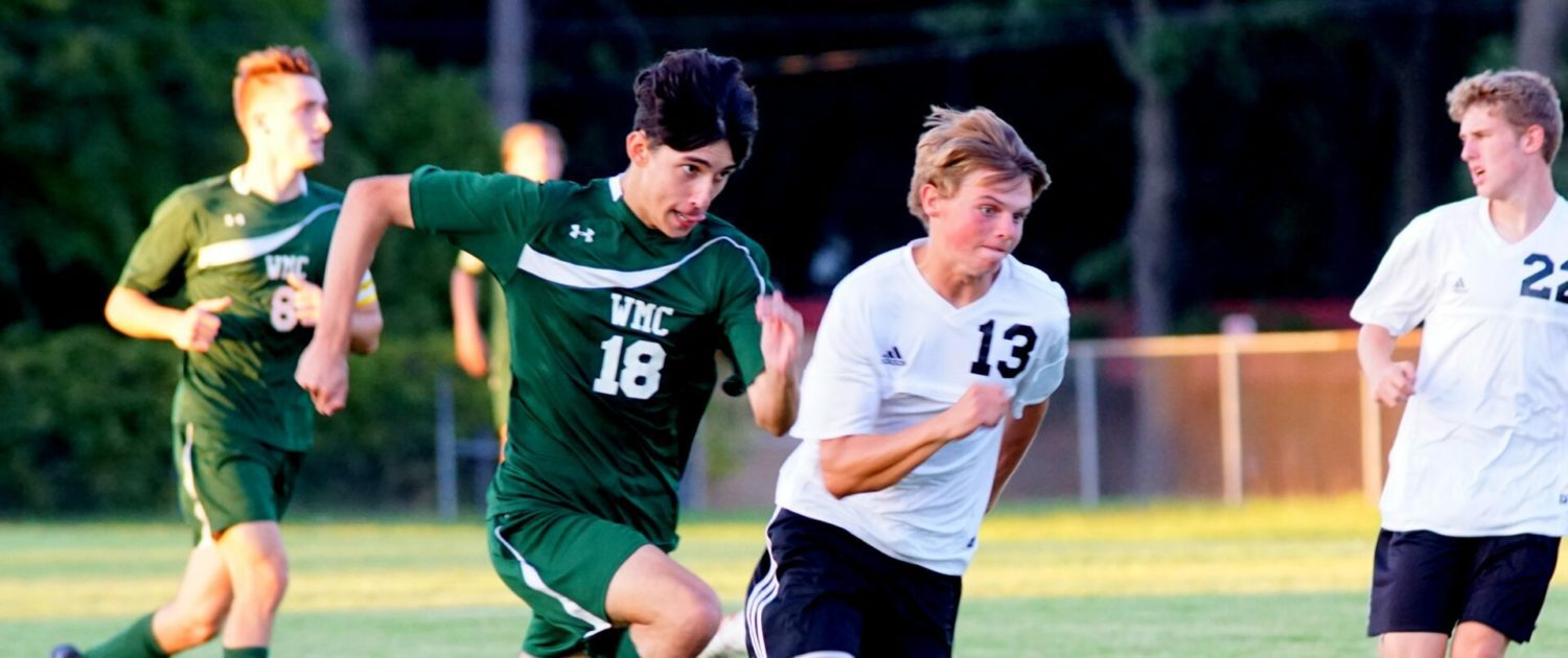 Ludington breaks through with a 2-1 win over WMC in Lakes 8 soccer