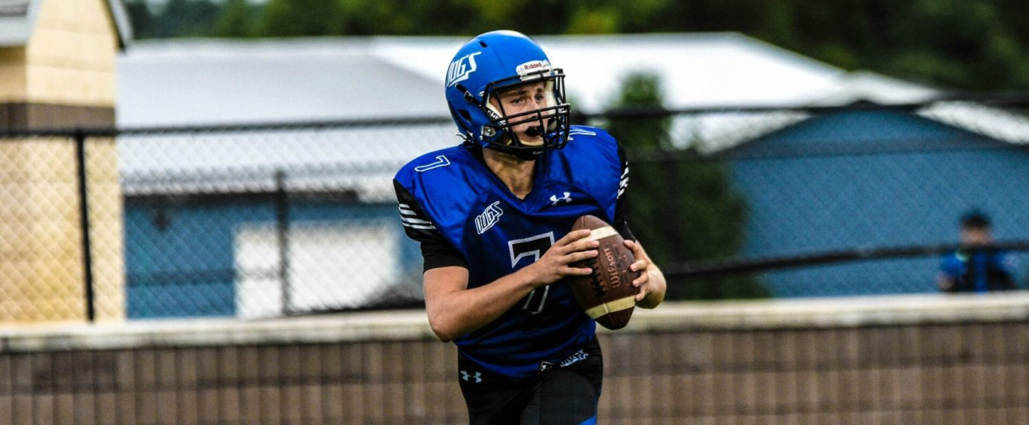 New spread offense is clicking for Conner Kilbourne and his Ravenna teammates