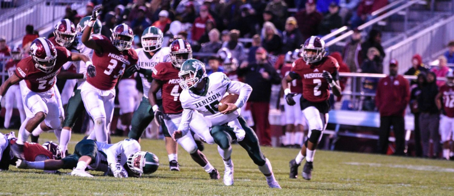 Big Reds keep plowing through league schedule with easy win over Jenison