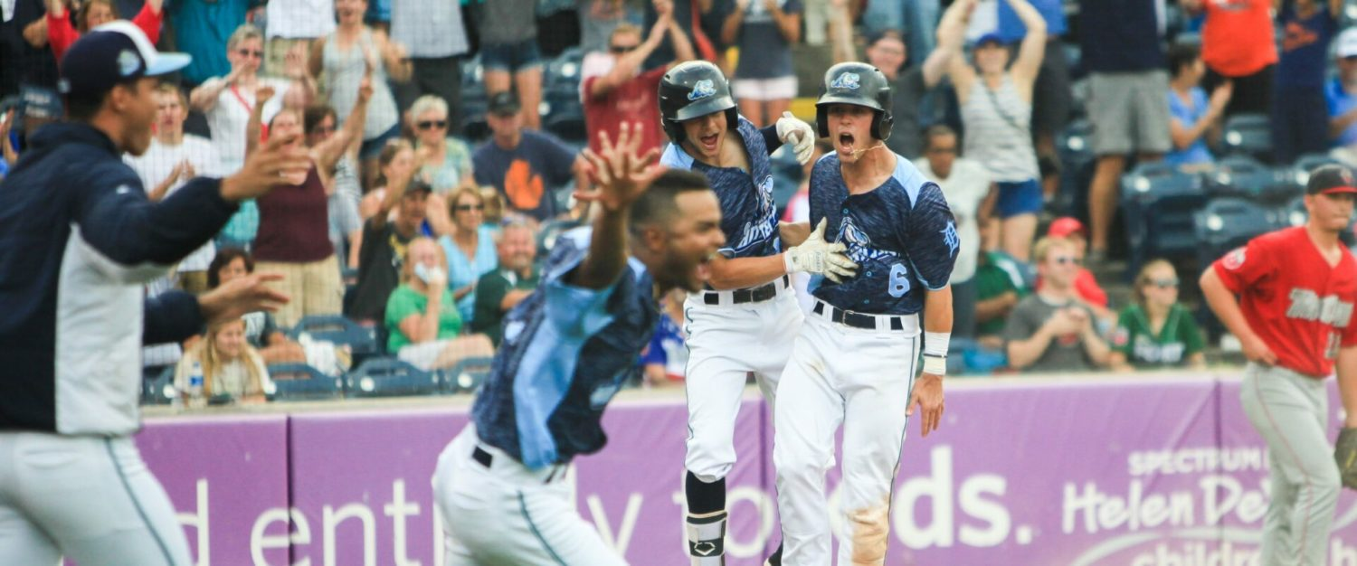 Whitecaps capture wild card playoff berth with walk-off victory