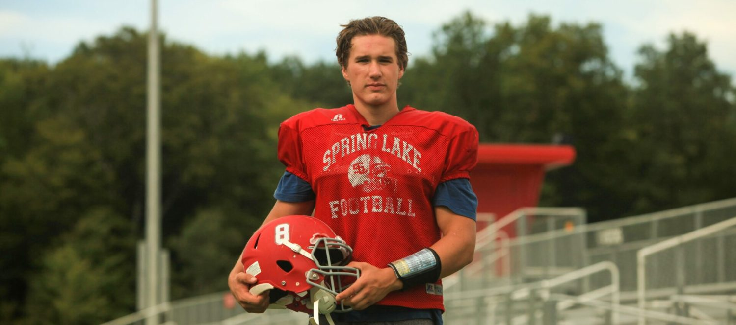 QB Caleb Montgomery finding his game, leading Spring Lake back to respectability