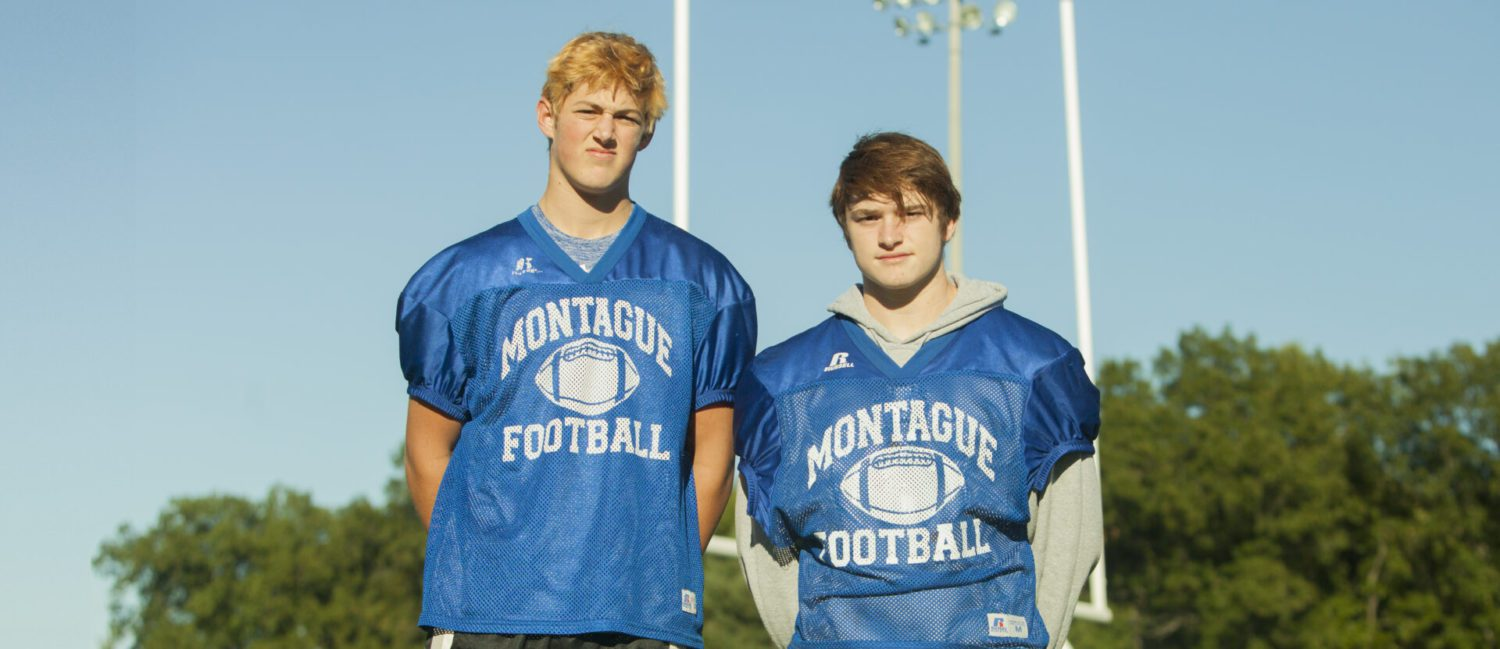 Sophomore QB Drew Collins stepping up in unexpected challenge for Montague