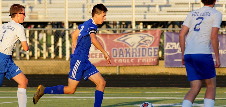 Oakridge rolls Ravenna 8-0 in West Michigan Conference soccer tournament
