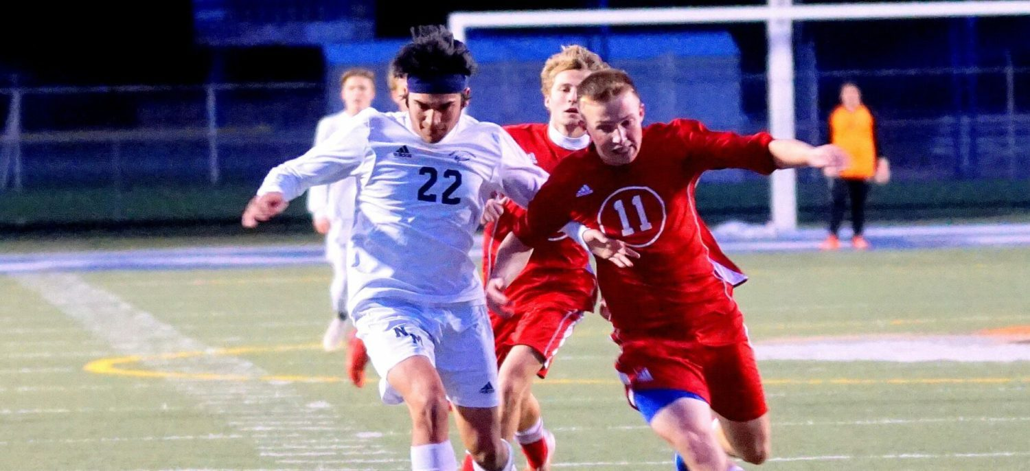 Norse beat Whitehall 3-2 in conference tourney title game in a marathon shootout