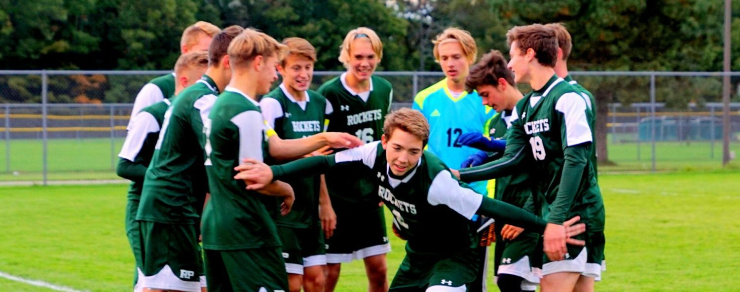 Reeths-Puffer soccer opens district title defense by beating Fremont 4-0
