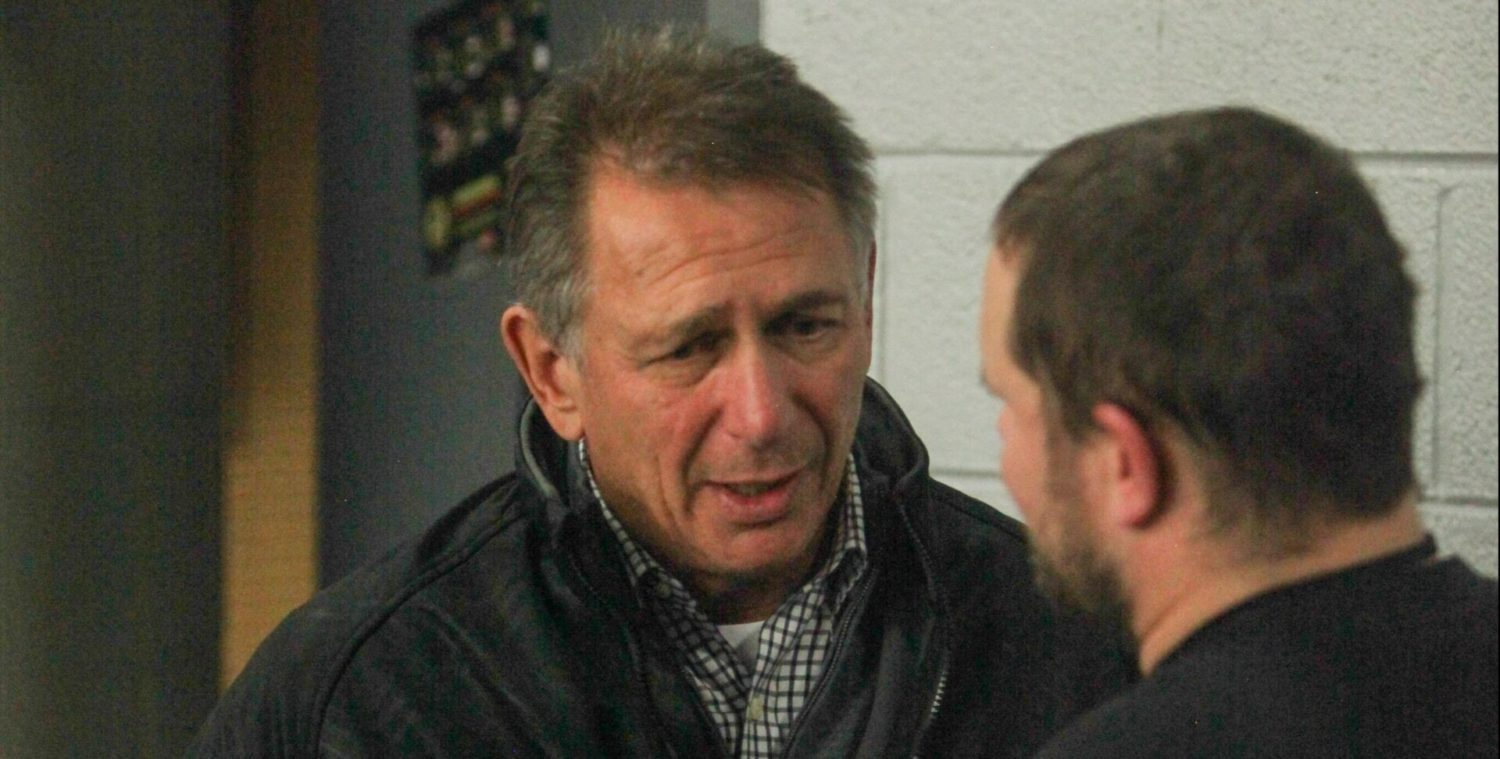 Red Wings GM Ken Holland visits Muskegon, marvels at the USHL's young talent
