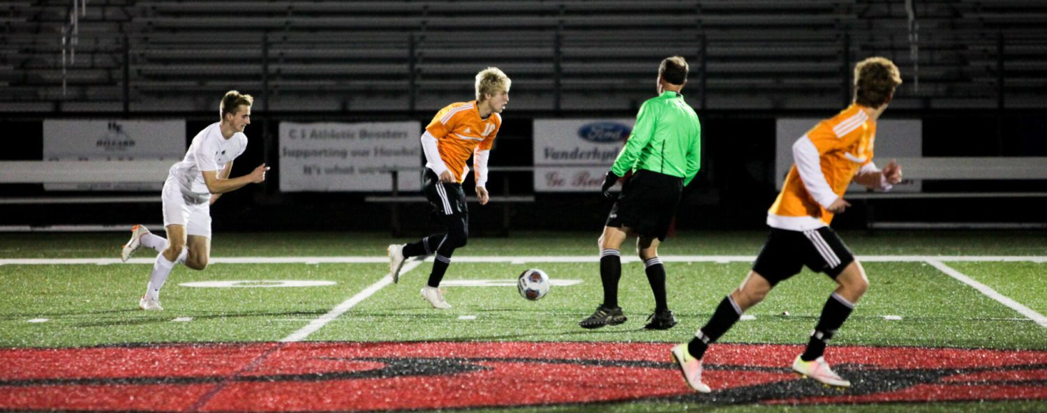 Ludington shut down by Unity Christian 4-0 in state soccer semifinals