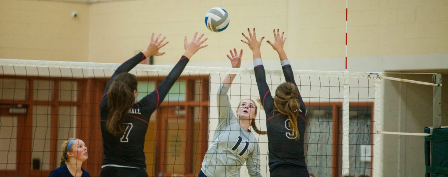 Fruitport overcomes injury bug, wins another GMAA city volleyball championship