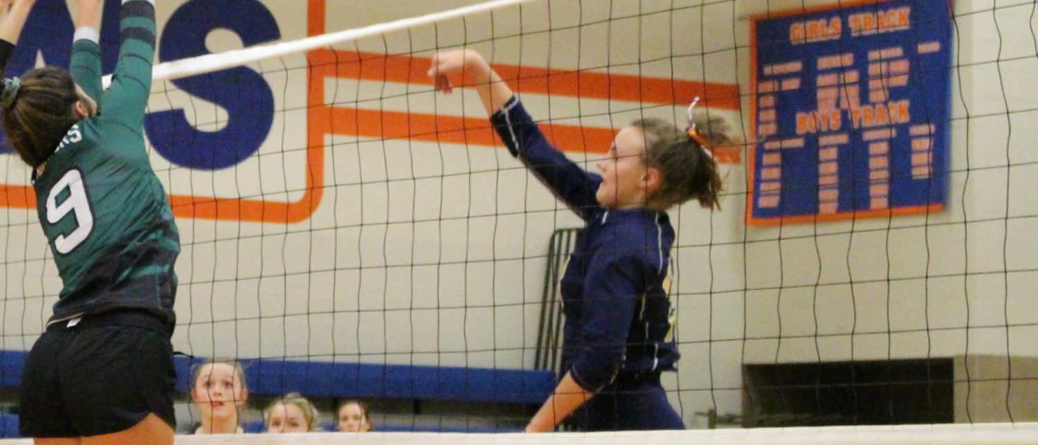 North Muskegon rallies past WMC in Division 3 volleyball semifinals
