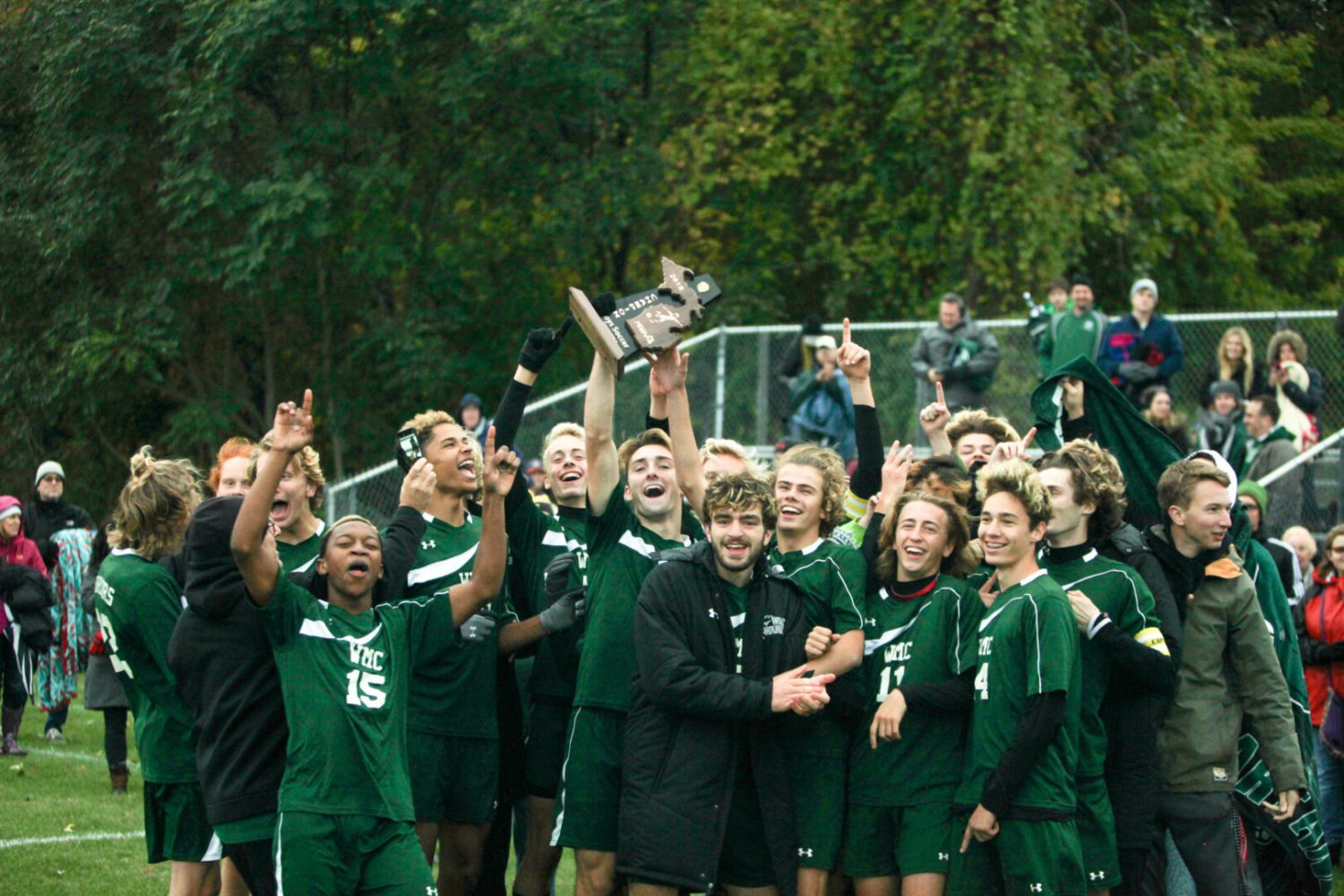 WMC claims another district soccer championship, prepares for push for state