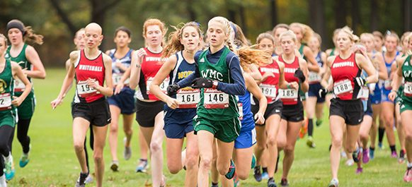 Reeths-Puffer claims boys and girls team championships at city cross country meet