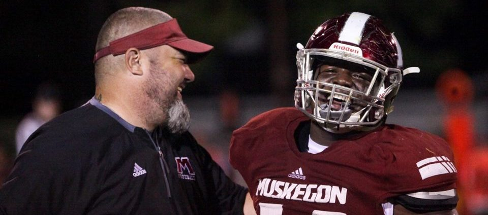 Muskegon Big Reds Football Coaches Show playoff podcast replay (PODCAST)