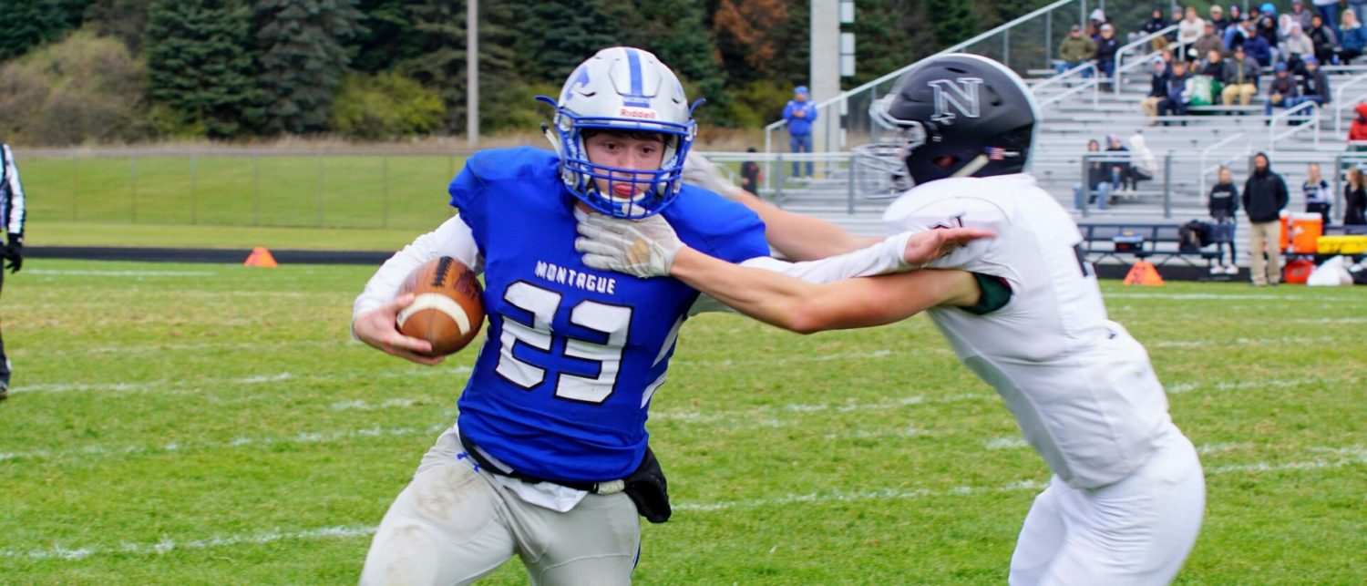 [Video] Sport Clips highlights from Montague Wildcats win over Newaygo