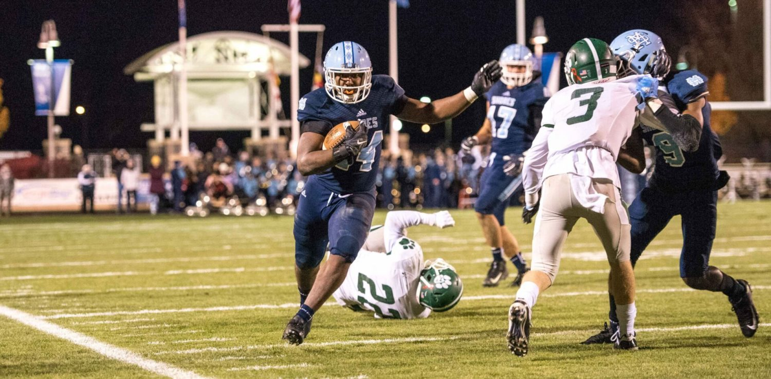 Mona Shores advances deeper into playoffs with impressive win over Jenison