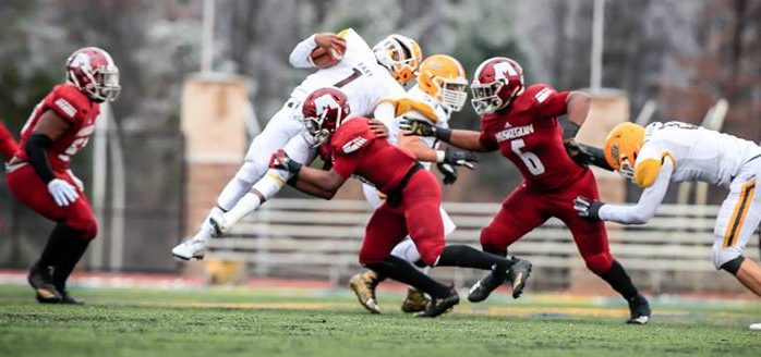 Big Reds pull away In the second half, advance to state title showdown with Detroit King