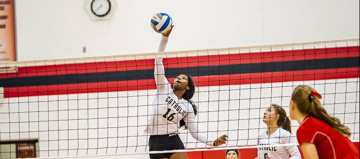 MCC volleyball season ends in regional finals with a loss to Mt. Pleasant Sacred Heart