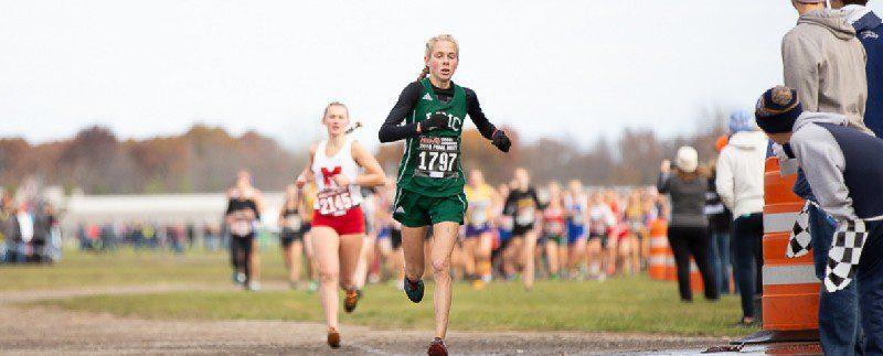 WMC freshman runs away with individual D4 state cross country championship