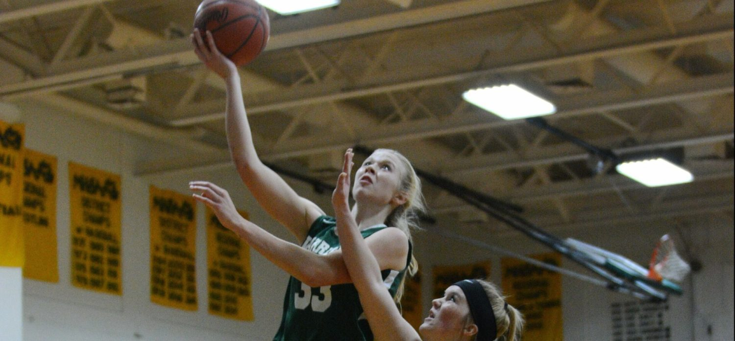 Folkema lights up scoreboard with 39 points, leading WMC girls over MCC