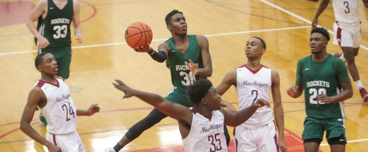 [VIDEO] Highlights from Reeths-Puffer's boys basketball win over Muskegon