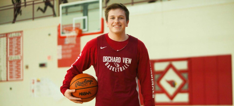 OV's multi-sport specialist, Brady Bowen, ready for challenging week in bowling, basketball